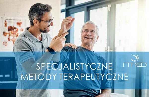 Specjalistyczne metody terapeutyczne